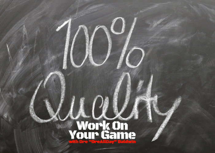 #972: You're Better Than That: The Expectancy Of Excellence [WOYG Podcast]