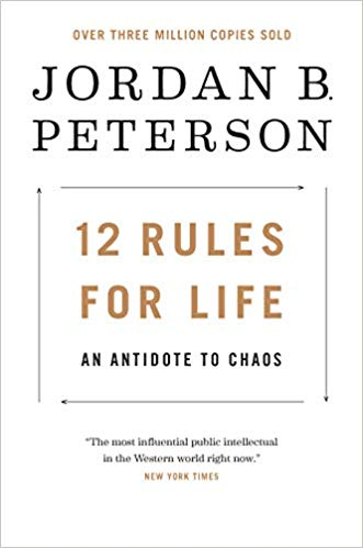 12 Rules For Life by Jordan Peterson (@jordanbpeterson) DreAllDay.com
