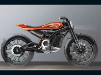Für die nahe Zukunft hat die Company noch weitere E-Bikes wie diesen Flattracker angekündigt