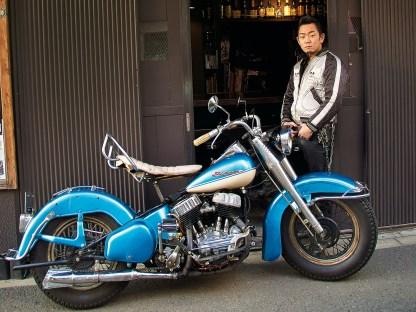 Rikuo R 750: Japanischer Harley-Nachbau