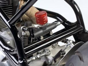 Selbst ein Hauptbremszylinder kann gut aussehen