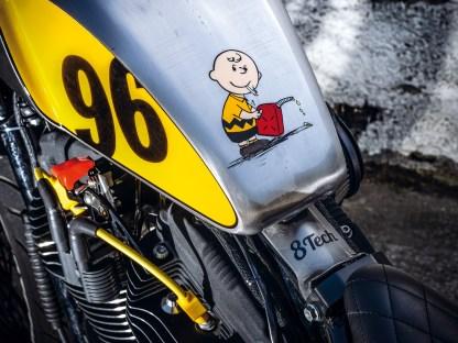 Harley-Davidson Sportster – Charlie Brown