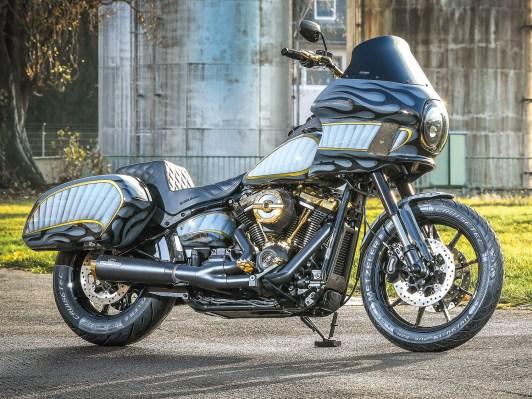 Alles Gold, was glänzt: Low Rider S in 24 Karat