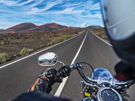 Der Reisebericht über eine traumhafte Harley-Tour auf Fuerteventura und Lanzarote weckt mit vielen wunderbaren Fotos das Fernweh