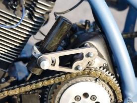 Mit dem Pingel-Shifter kann der Fahrer ohne Zugkraftunterbrechung per Knopfdruck am Lenker hochschalten