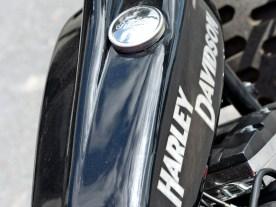 Der schlanke Tank ist ultraschwer aufzutreiben, da das Moped, von dem er stammt, selten ist
