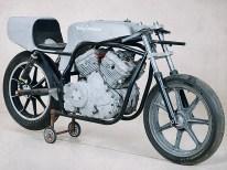 Anfang der 80er-Jahre hätte Harley mit dem geheim entwickelten Nova-Projekt ganz groß auftrumpfen können