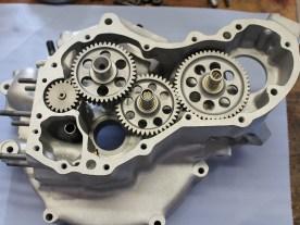 Auch die Steuerräder fertigt Motortechnic Mfg. selbst