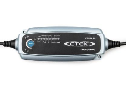 CTEK LiFePO4 Battery Charger Lithium XS