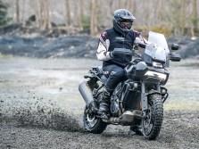 Eierlegende Wollmilch-Harley – Pan America Kann es die Groß-Enduro mit der Konkurrenz aufnehmen? Im ersten Fahrtest fühlen wir der neuen Harley auf den Zahn