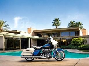 Electra Glide Revival – Streng limitiert und bildschön – Harleys erster Wurf aus der Icons-Collection trifft voll ins Schwarze