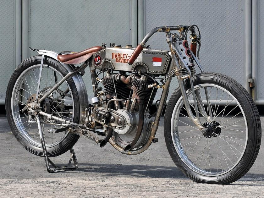 Harley-Davidson JD Board Track Racer