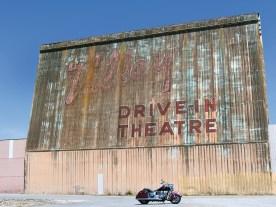 Das Valley-Drive-In-Theatre bei Lompoc erlebte seine Blütezeit Ende der 50er, Anfang der 60er.Heute beheimatet es einen Recyclinghof