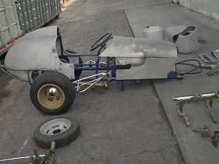 """Aus Garagen oder auf Swapmeets in den Staaten tauchen immer mal wieder Reste der alten """"Midget-Racer"""" auf, die zu horrenden Preisen neue Besitzer finden"""