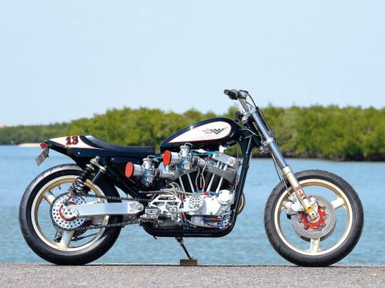 Für Magnum Bob der heilige Gral des Motorradbaus: XR 1000