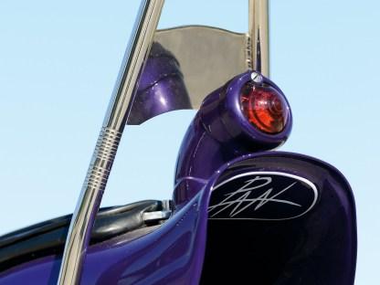 Ein bisschen skurril: Bob-Style-Fender mit aufgesetztem Rücklicht