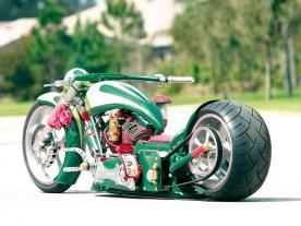 Ellenlang: Das Bike hat einen Radstand wie ein Klein-PKW