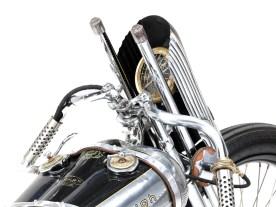 Die kleine Bikeschmiede Punto di Fuga Motocicletti aus dem norditalienischen Bergamo ist seit Jahren ein Garant für herausragende Custombikes