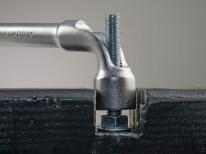 Anwendungsbeispiel Pfeifenkopfschlüssel