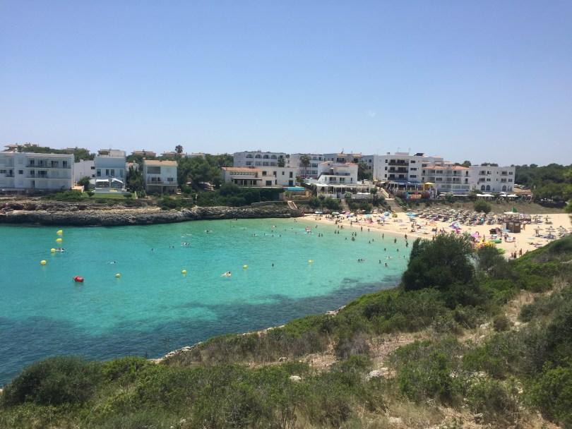Mallorca Strand Cala Marçal