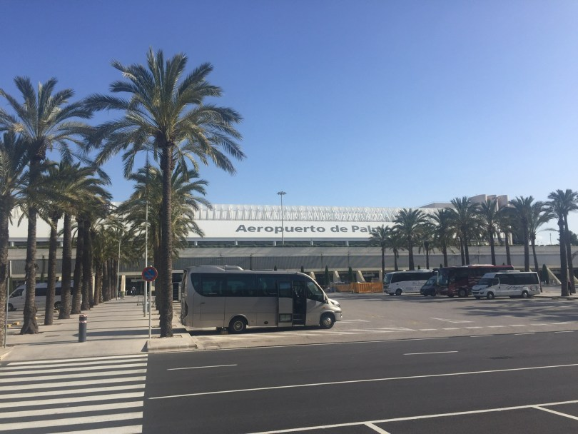 Flughafen Palma de Mallorca