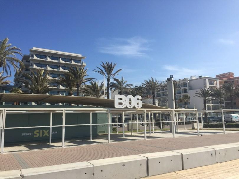 Der Ballermann 6 auf Mallorca an der Playa de Palma