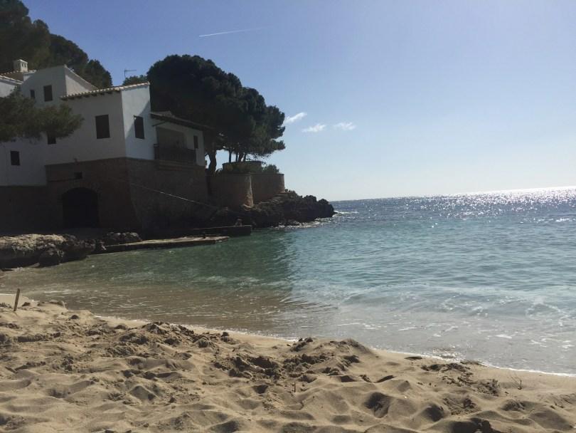 Mallorca kleine Bucht Cala Gat in der Nähe von Cala Ratjada