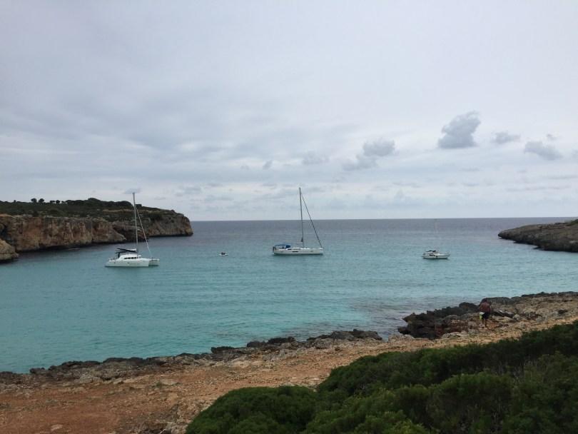 Naturstrand Cala Varques auf Mallorca