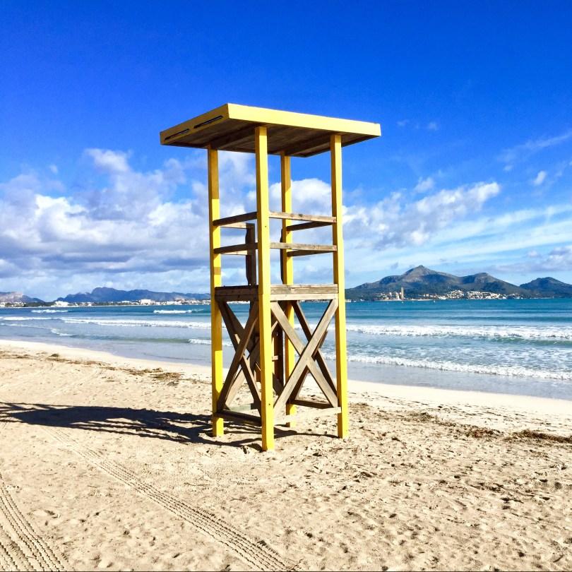 Mallorca Urlaub Playa de Muro