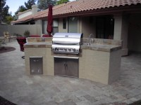 Outdoor Kitchens in Arizona are a Hot Trend!!