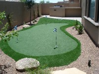 Putting Greens For Backyards