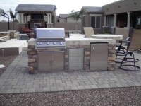 Arizona Outdoor Kitchens Are Great Addition To Backyard Fun!