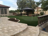 Arizona Backyard Landscape Design: Staycation Ready In ...