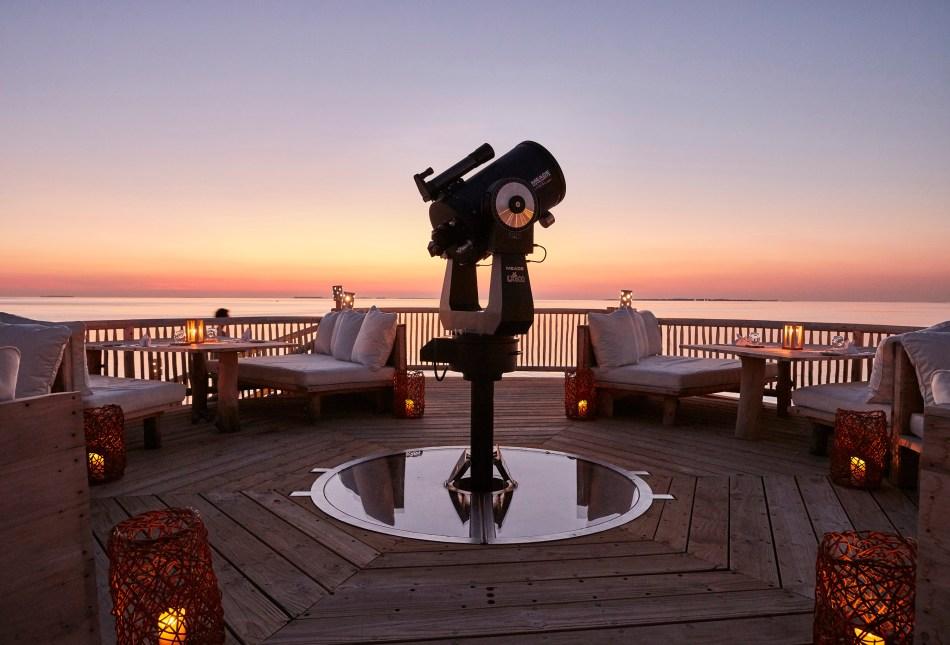 Soneva Jani Observatory