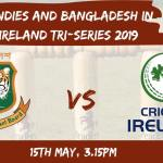 BAN vs IRE Dream11 team and match prediction: