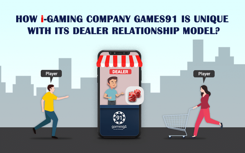 Games91- i-Gaming Company with its Unique DRC Model