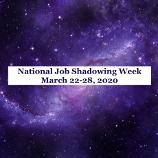 National Job Shadowing Week