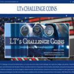 Custom Law Enforcement Challenge Coins