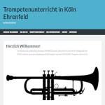 trompetenunterricht koeln ehrenfeld