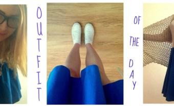 Outfit of the Day alebo sieťka na ryby