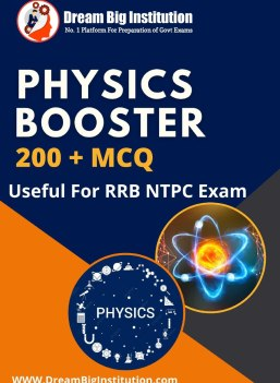 Physics Questions for RRB NTPC