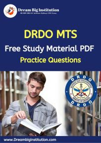 drdo mts study material