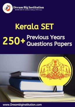 Kerala SET Previous Question Papers