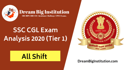 SSC CGL Exam Analysis 2020 (Tier 1): 3rd March