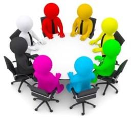 Circular Seating Arrangement