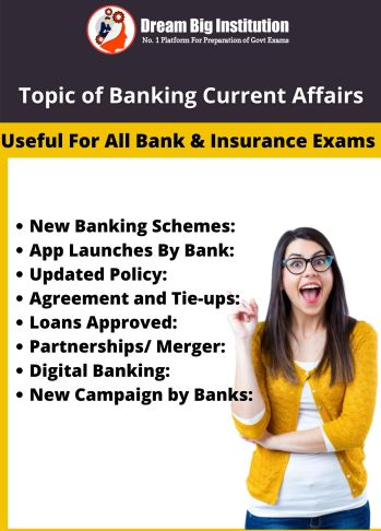 Important Topics of Banking Current Affairs PDF