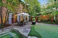 Gorgeous outdoor living space - Chicago IL