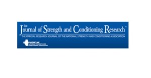 the Journal of Strength and Conditioning Research logo