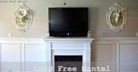 Cord Free Mantel: How To Hide Your Cable Box System ...