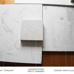 Alternatives To Kitchen Cabinets Joseph Knives Countertops Like Carrara Marble - Dream Book Design
